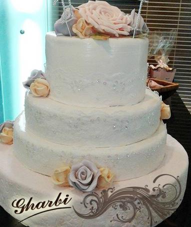 Gâteaux, pièces montées pour mariages / fiançailles